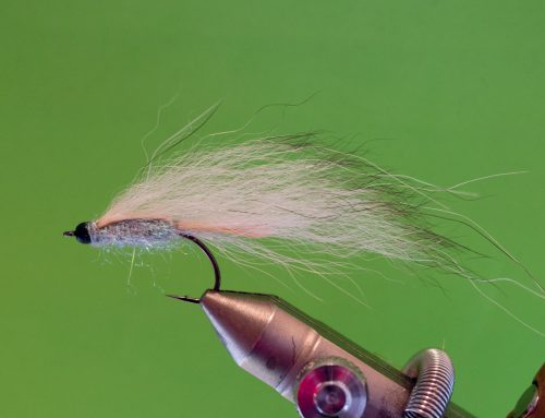 Gerald Penkler's Possum Strip Minnow SBS